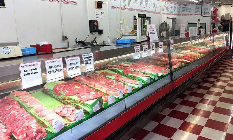 Me meat markets near Hogg's Meat